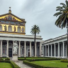 Basilica Papale di San Paolo fuori le Mura