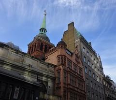 Cornhill Devils  & St Peter's