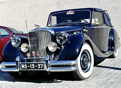 Jaguar SS 2.5 Cabriolet (1938)