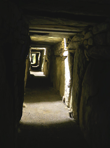 Knowth Megalithic Passage Tomb.