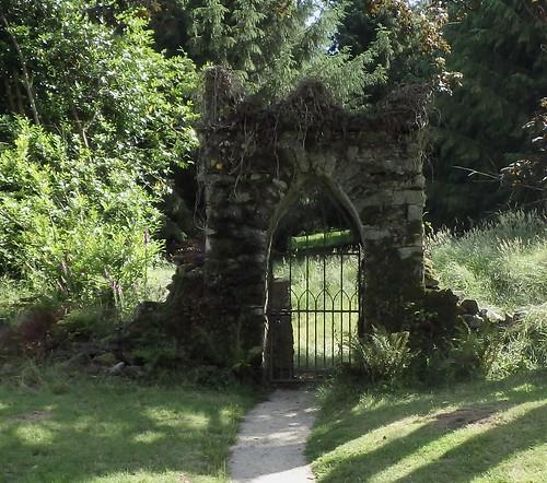 Kilmacurragh Botanic Gardens.