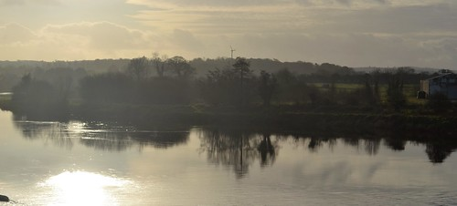 View from Lifford bridge
