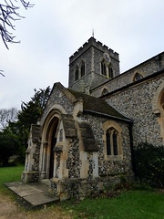 GOC Therfield 041: St Mary's Church, Therfield