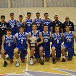 #EUSKNAF19 Junior Olite: Gipuzkoa-Bizkaia (Final Masculina)