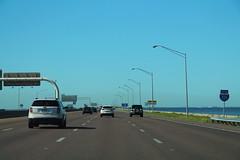 I-275 South Sign on Howard Frankland