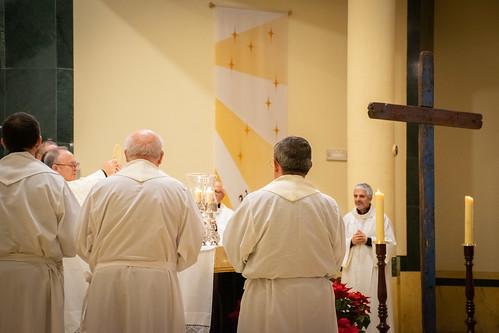 Visita Cruz Lampedusa parroquia Sta. María de la Amargura - 32
