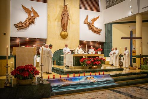 Visita Cruz Lampedusa parroquia Sta. María de la Amargura - 35