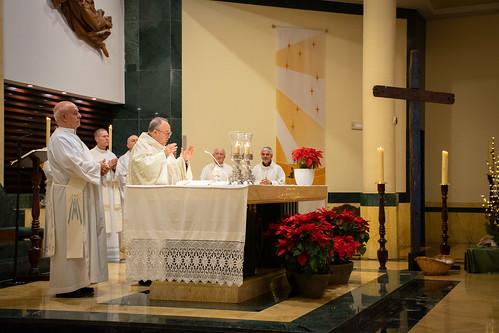 Visita Cruz Lampedusa parroquia Sta. María de la Amargura - 31