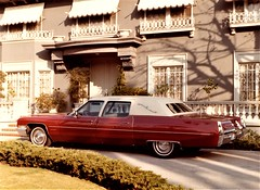 1971 Cadillac Fleetwood Seventy-Five Limousine