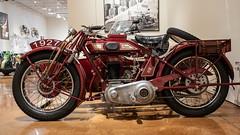Terrrot NS Sport & Bernadet Sidecar 500cc 1927