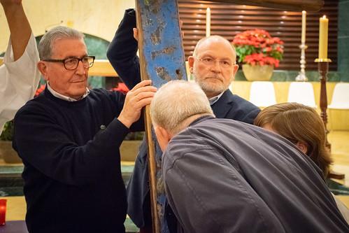 Visita Cruz Lampedusa parroquia Sta. María de la Amargura - 74