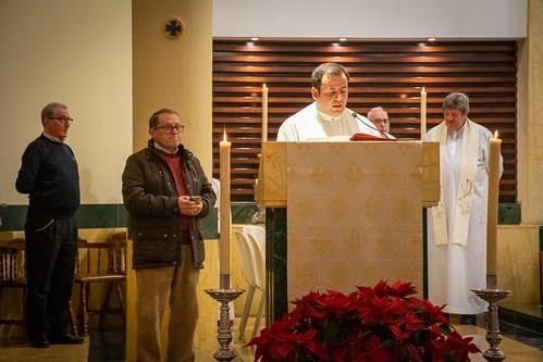 Visita Cruz Lampedusa parroquia Sta. María de la Amargura - 38