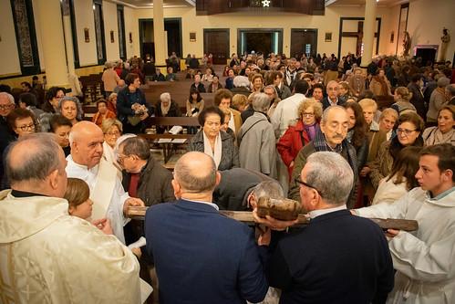 Visita Cruz Lampedusa parroquia Sta. María de la Amargura - 65