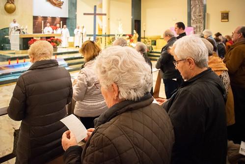 Visita Cruz Lampedusa parroquia Sta. María de la Amargura - 39