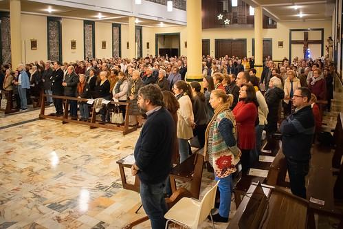 Visita Cruz Lampedusa parroquia Sta. María de la Amargura - 33