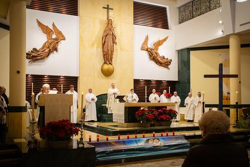 Visita Cruz Lampedusa parroquia Sta. María de la Amargura - 22