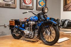 Praga BD & Favorit Sidecar 500cc c.1928