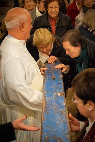 Visita Cruz Lampedusa parroquia Sta. María de la Amargura - 70