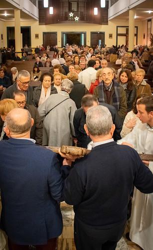 Visita Cruz Lampedusa parroquia Sta. María de la Amargura - 64
