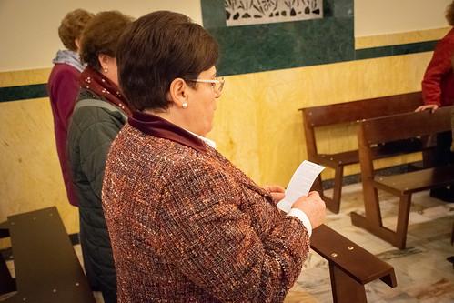 Visita Cruz Lampedusa parroquia Sta. María de la Amargura - 37