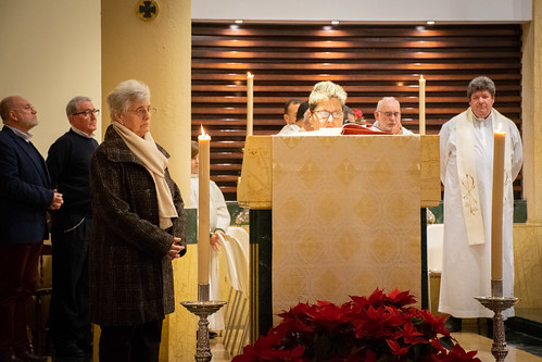 Visita Cruz Lampedusa parroquia Sta. María de la Amargura - 20