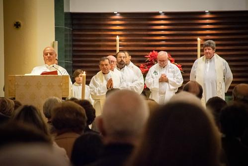 Visita Cruz Lampedusa parroquia Sta. María de la Amargura - 19