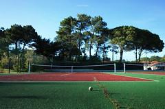 Tennis at Vieux-Boucau-les-Bains