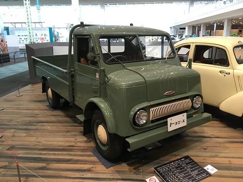 トヨペット ライトトラックSKB型 1954
