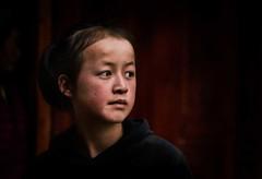 Mosuo Tibetan Girl