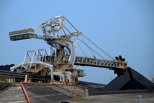 Coal Reclaimer.