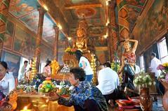 Wat Phnom Daun Penh, intérieur (2)