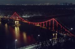 Неоновый мост / Neon bridge