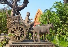 Phnom Penh, Wat Ounalom (22)