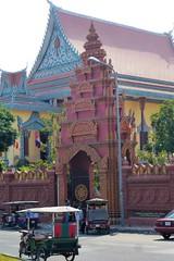 Phnom Penh, Wat Ounalom (3)