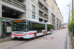 TCL / Iveco Urbanway 18 n°2325