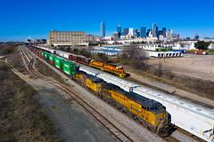 UP 6314 - Dallas Texas