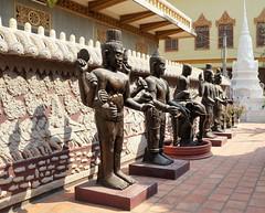 Phnom Penh, Wat Ounalom (5)