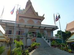 Phnom Penh, Wat Ounalom (23)