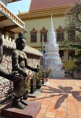 Phnom Penh, Wat Ounalom (12)