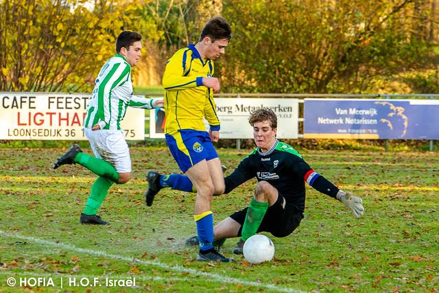 2019 - voetbaljournaal Oosterhout najaar