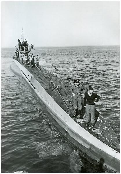 reinhardhimmler: U-Boot U-100 Typ VII B