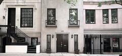 The neighbors: East 64th Street, Manhattan