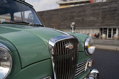 Wolseley Hornet - Photo of Parempuyre