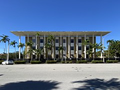 Midcentury Office Building Coral Gables 1965