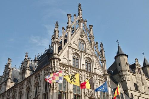 Town Hall, Mechelen (B)