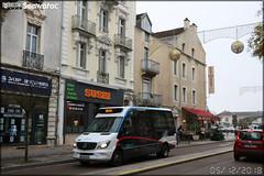 Mercedes-Benz Sprinter – STAC (Société de Transport de l'Agglomération Chalonnaise) (Transdev) / Zoom n°2171