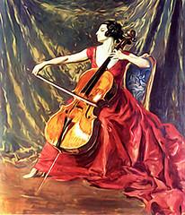 Violin Music Woman Playing Violin Edited 2020