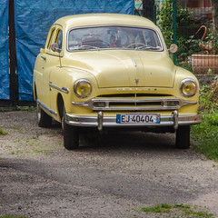 Ford Vedette de 1953 - Photo of Meistratzheim