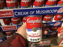 Campbell's Soup, Cream of Mushroom Soup