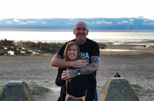 Photo:Me and my lovely wife By Cliff Judson